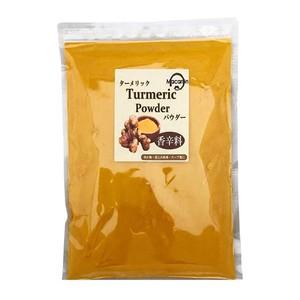 ターメリックパウダー ウコンパウダー 香辛料 スパイス 100g