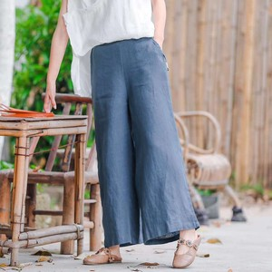 Ladies 9/10Length Pants 5 Colors