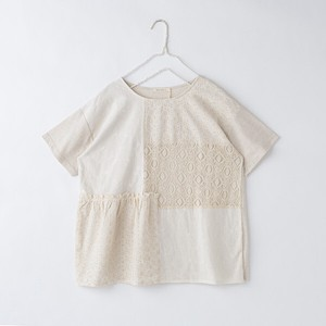 [ 2020NewItem ] peniphass Lace Patchwork Switching T-shirt