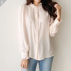 Frill Office Blouse