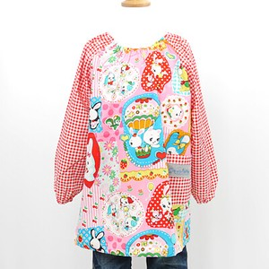 Kids Mock 10cm un Pocket Long Sleeve