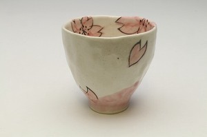 Flower Sakura Japanese Tea Cup 4 Pcs