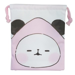 MochiMochi Panda With gusset Pouch Pouch