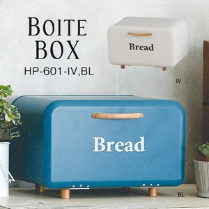 Handle Rich Bread Box