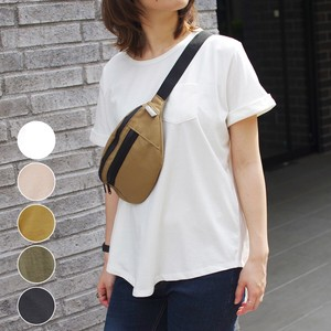 Pocket Round T-shirt mitis