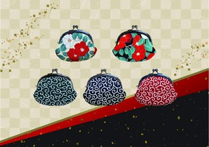 Coin Purse Japanese Pattern Fancy Goods Wallet Coin Purse