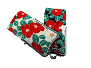 M-type Eyeglass Case Japanese Pattern