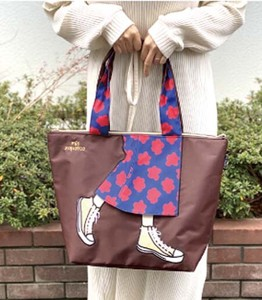 Flower Skirt Tote