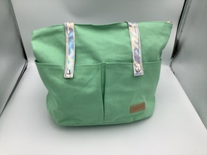 Original Canvas Tote Bag Tote Bag Canvas Bag Green lame