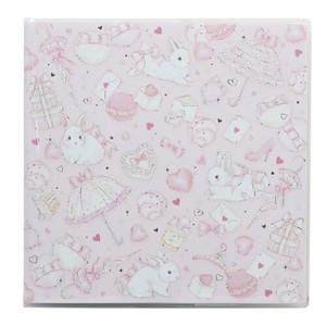 Album Miki Takei Square Photo Album Lovely Pink