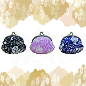 Coin Purse rose Fancy Goods Wallet Coin Purse