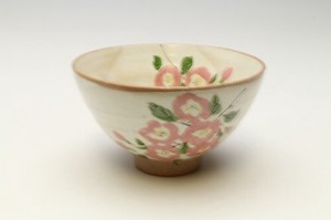 Kohiki Rice Bowl Flower 2 Pcs