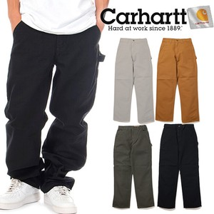 [CARHARTT] Wash Duck Pants
