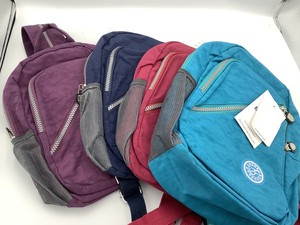 Original Ladies Nylon Shoulder Backpack Assort
