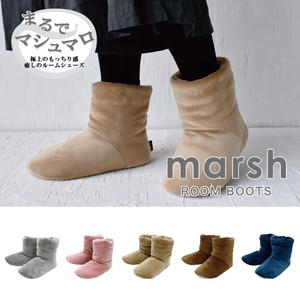 """2020 New Item"" Marshmallow Room Boots"