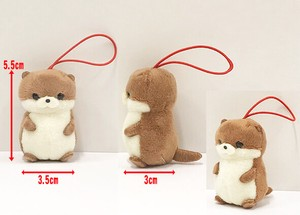 """Puchimaru Animals"" Soft Toy Stand"