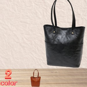 Cow Leather Tote Bag Cow Leather 2 Colors