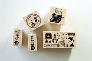Collaboration Stamp Set eric
