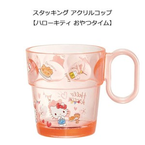 Cup Acrylic Cup Hello Kitty Snack SKATER
