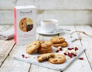 【Prewetts】ホワイトチョコレート クランベリー