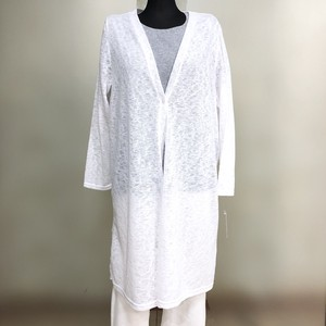 [ 2020NewItem ] Watermark Material Back Russell Lace Switching Long Cardigan