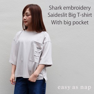 Embroidery Big Pocket