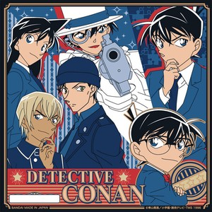 [ Detective Conan (Case Closed) ] Handkerchief Boys Girl Character Kids [ 2020NewItem ]