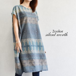 [ 2020NewItem ] Ethnic Big One-piece Dress