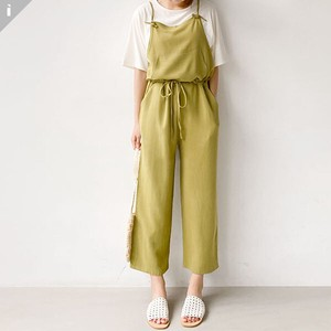 Linen All-in-one Suits One-piece Dress