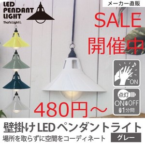 Pendant Lighting Gray