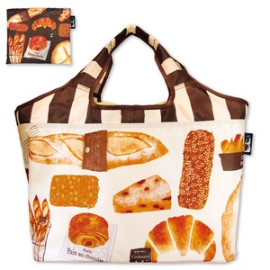 Shopping Basket Bag Bread Folded Eco Bag