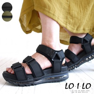 [ 2020NewItem ] Sport Sandal Objects and Ornaments Ornament Black Sole Flat Trip