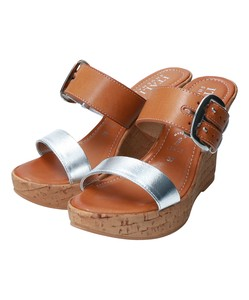 Double Belt Edge Sandal