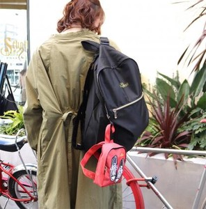 Sneaker Backpack Eco Bag Attached