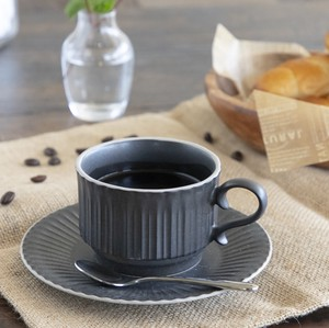 STORIA Stackable Coffee Cup & Saucer