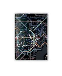 Train Notebook Black