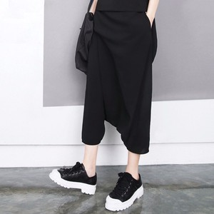 Leisurely Ladies Casual Cropped Pants