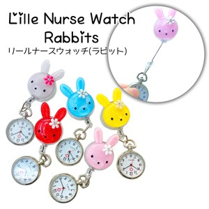Watch Type Rabbit Pocket Watch Salon
