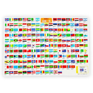 Handkerchief National Flag