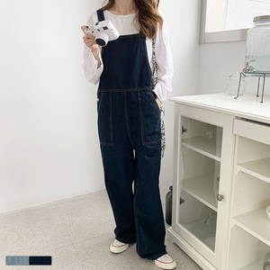 Adult Denim Overall