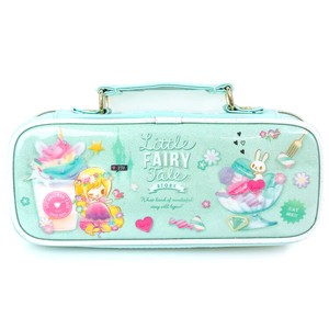 Open Multiple Functions Pen Pouch Little Rapunzel