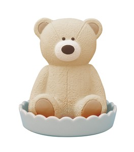 Moist Mascot Soft Toy Bear