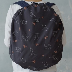 Water-Repellent Storage Pouch Attached cat Backpack Cover