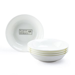 China Five Bowl Open Ply Plates Economical Cafe Restaurant