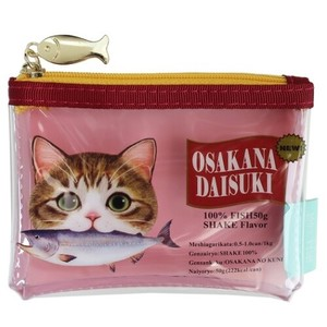 Cat Clear Pouch