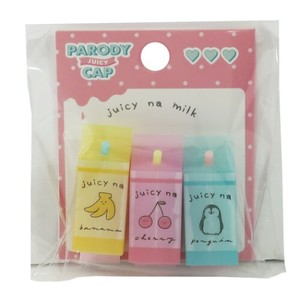 Milk Parody Pencil Cover 3Pcs set