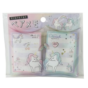 Memo Pad Corn Memo Pad 2Pcs set