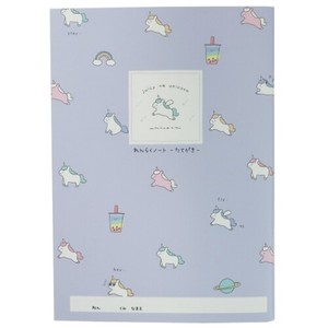 Contact book Unicorn Contact Notebook