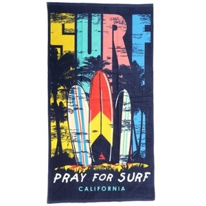 Towel Play Surf Bathing Towel
