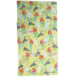 Towel Tropical Bird Bathing Towel